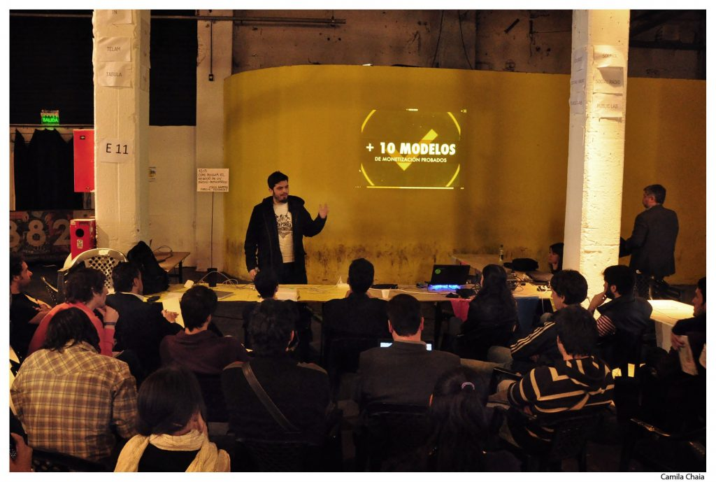 Workshop Como pensar el negocio de un medio periodistico II
