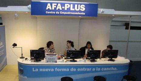 AFA PLUS: OTRO INTENTO PARA REFORMULAR EL INGRESO A LOS ESTADIOS