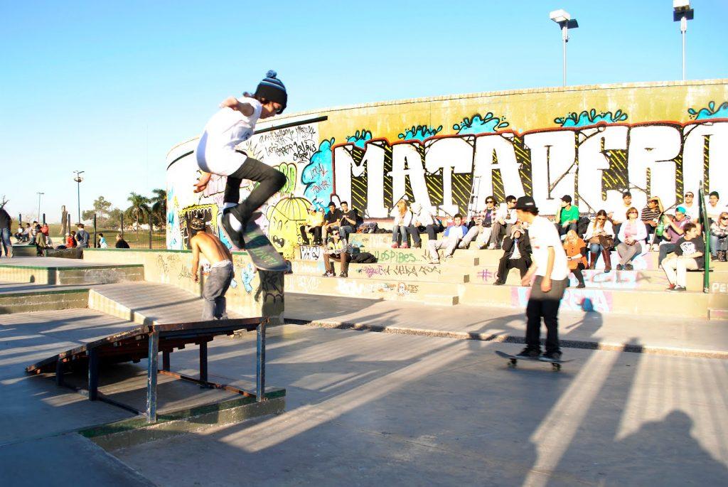 Skaters - Mataderos