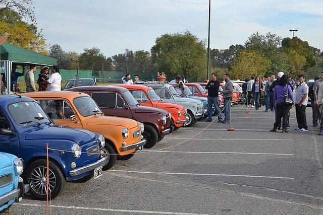 EL CLUB DEL FIAT 600