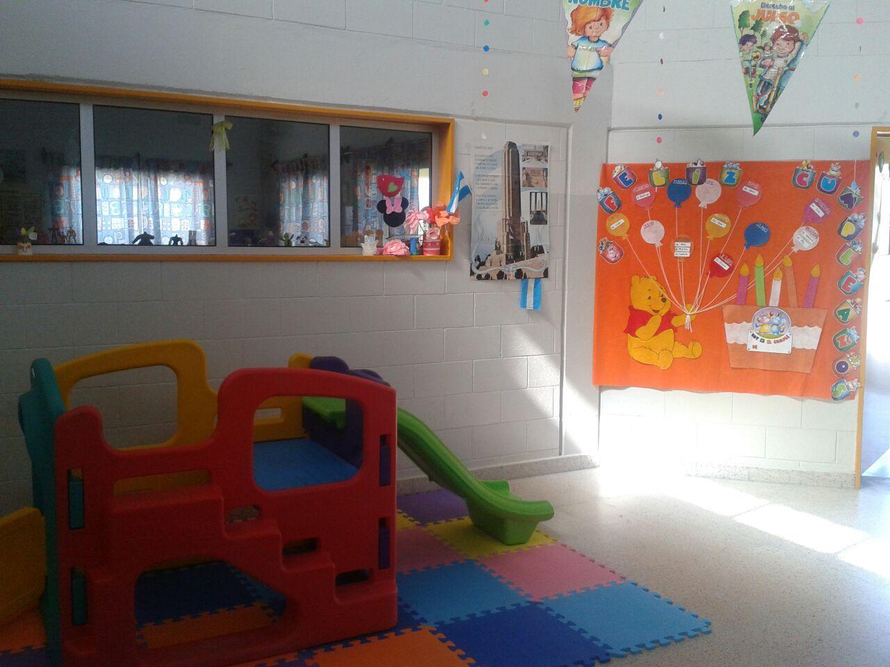 La cárcel que se está construyendo en Luján de Cuyo, Mendoza, contempla áreas pensadas para los niños.