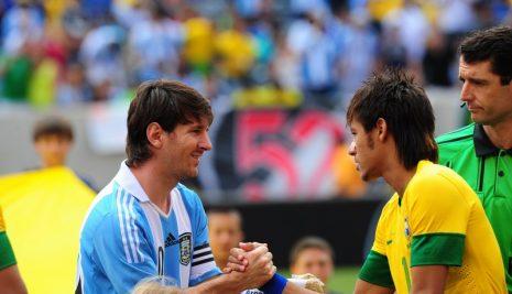 CUANDO ARGENTINA Y BRASIL SON LOS MEJORES AMIGOS