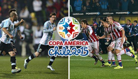 ARGENTINA VA POR UNA NUEVA FINAL ANTE PARAGUAY