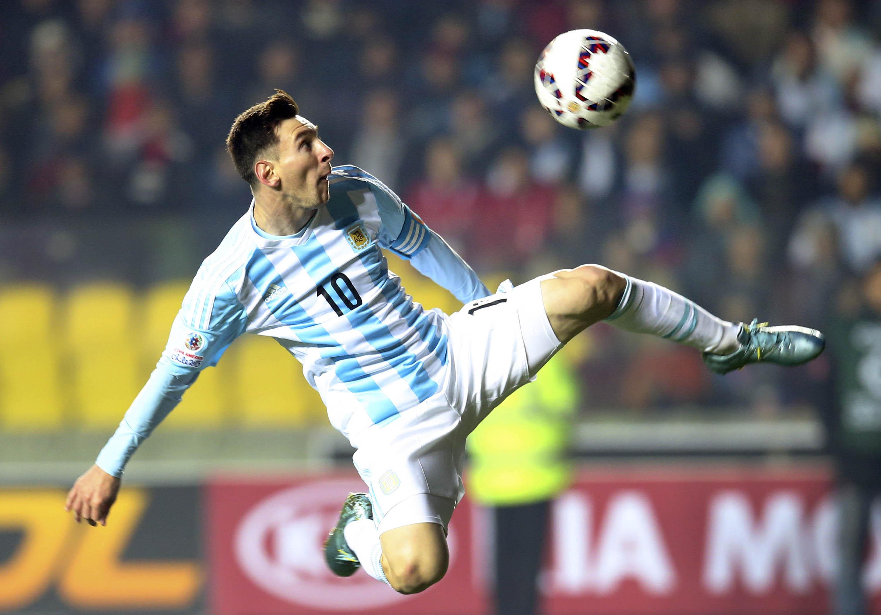 ARGENTINA SE METIÓ EN LA FINAL