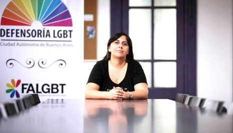 EN DEFENSA DE LOS DERECHOS POR LA DIVERSIDAD SEXUAL