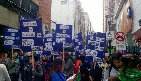 """BELÉN DEBE ESTAR EN LIBERTAD"""