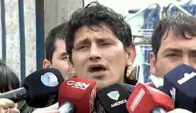 """""""ALGUNOS ME DICEN QUE LO DE LOS CASQUILLOS DE BALA ES UNA AMENAZA DE MAFIA"""""""