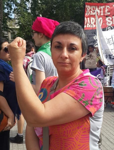 Figurita repetida de Mar del Plata 2015: a la mujer que cuestiona, sus cadenas se la condena.