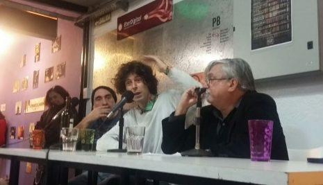 LECTURA, VINOS Y ROCK EN EL BAR DE ETER