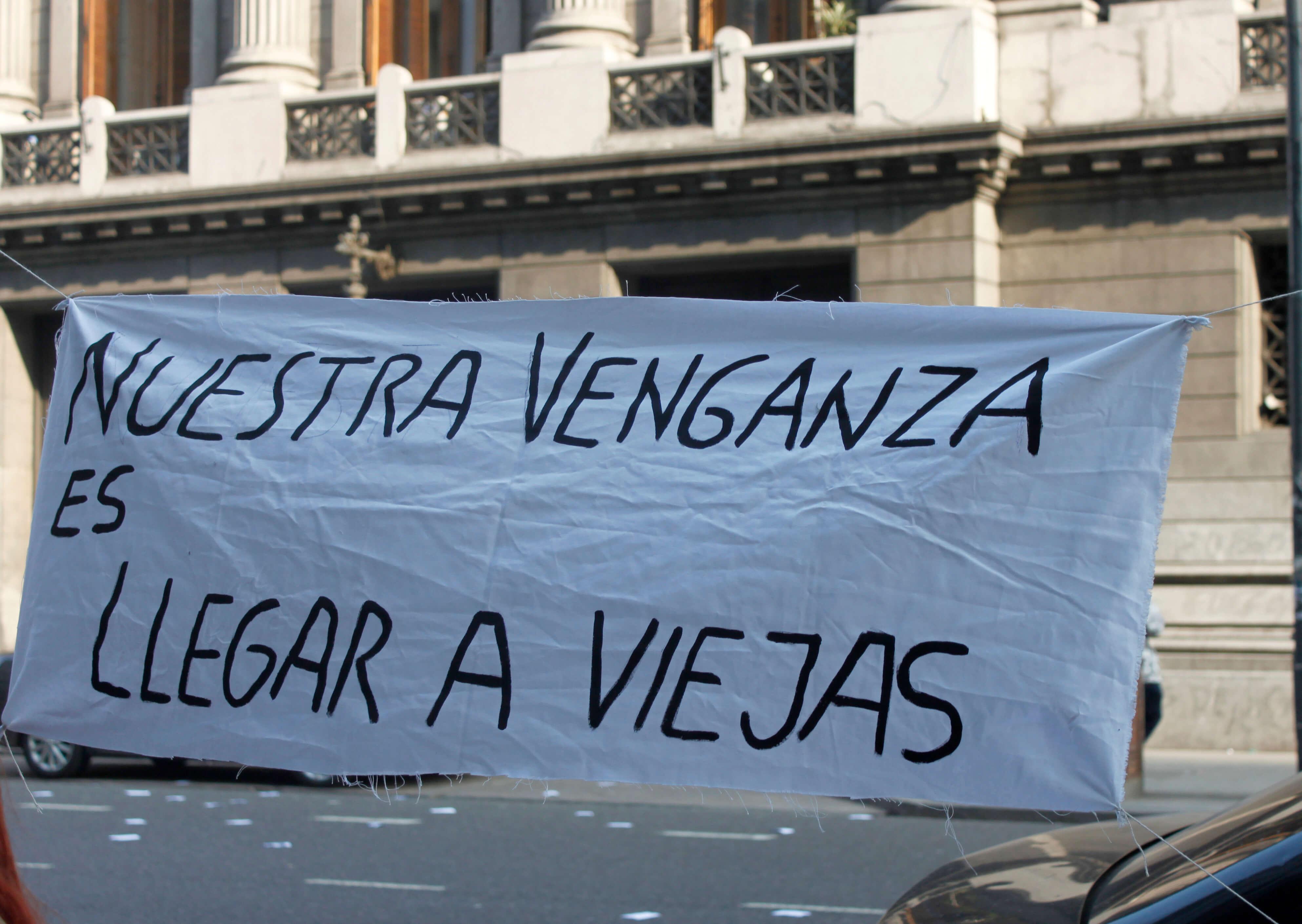 UNA REPARACIÓN A LAS TRANS, VÍCTIMAS DE VIOLENCIA INSTITUCIONAL