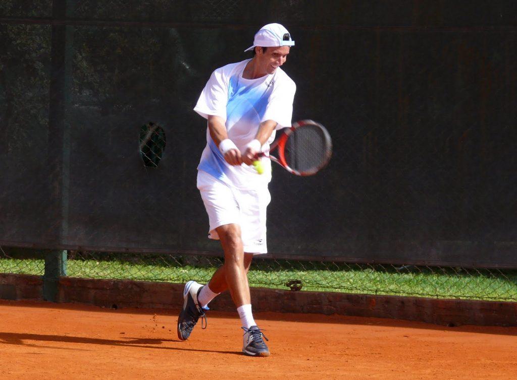 En 2011 Chela jugó en las tres series previas pero vio la final desde afuera.