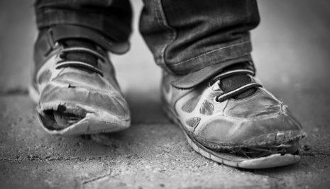 INFANCIA OLVIDADA: EL 45,8% DE LOS NIÑOS ES POBRE