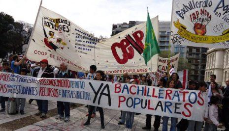 BACHILLERATOS NO POPULARES