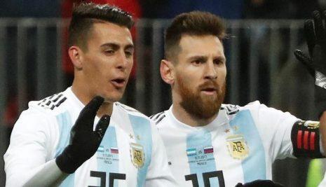 ARGENTINA NO SE RINDE