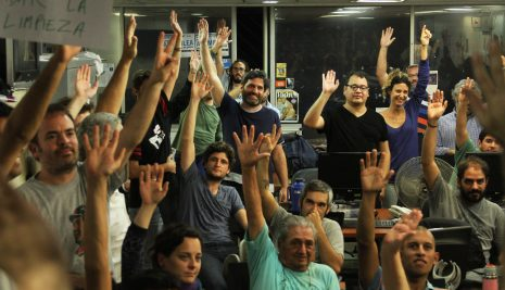 TIEMPO ARGENTINO: PERIODISMO AUTOGESTIVO
