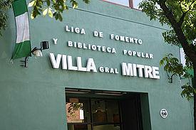 VILLA GENERAL MITRE: UN BARRIO Y UN CLUB QUE TRANSITAN EL MISMO CAMINO HACE MÁS DE 100 AÑOS