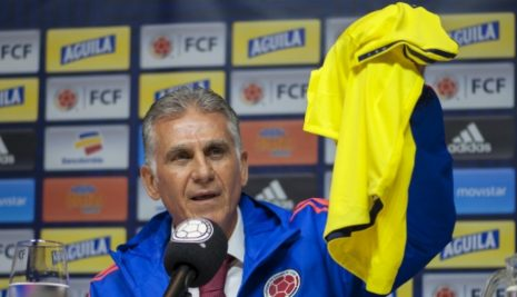 COLOMBIA CONFÍA EN UN CAMPEÓN DE LA CHAMPIONS Y DEL MUNDO