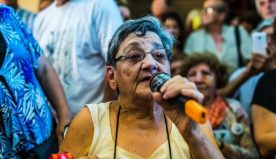 """IRIS PEREYRA: """"FALTA MUCHO EN MATERIA DE DERECHOS HUMANOS"""""""