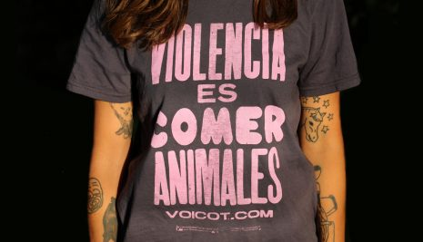 UN VOICOT PARA LA LIBERACIÓN ANIMAL
