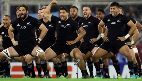 "HASEN, COACH DE LOS ALL BLACKS: ""VAMOS A IR POR MÁS"""