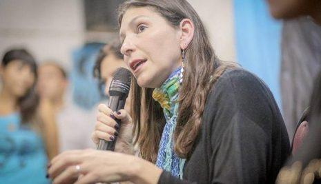 """MÓNICA MACHA: """"HAY UNA MIRADA PUESTA EN LO URGENTE, EL HAMBRE"""""""