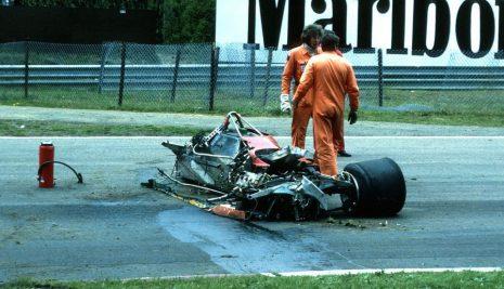 F1: A 38 AÑOS DE UNA TRÁGICA MUERTE