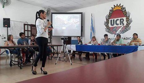 """MÍA COLUSSI: """"LOGRAMOS ROMPER UN PARADIGMA DENTRO DE LOS PARTIDOS POLÍTICOS Y LA SOCIEDAD"""""""