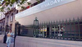 """CLAUDIA FERREYRA, ENFERMERA DEL RIVADAVIA: """"ESTOY EN EL LUGAR QUE TENGO QUE ESTAR Y HACIENDO LO QUE TENGO QUE HACER"""""""