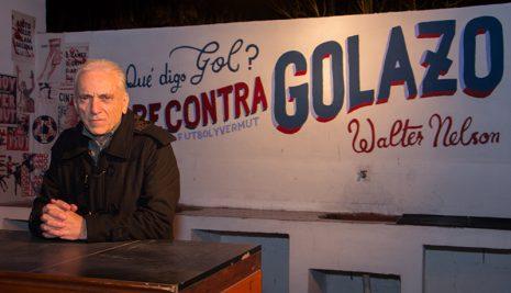 WALTER NELSON: GRITO DE GOL Y DE NOCAUT EN LA MISMA GARGANTA