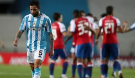RACING NO PUDO CON NACIONAL